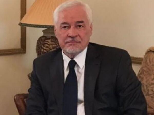 Ambasadorul rus la Khartoum Mirgaias Şirinski