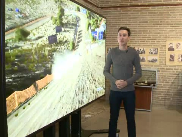 televizor urias Cotroceni