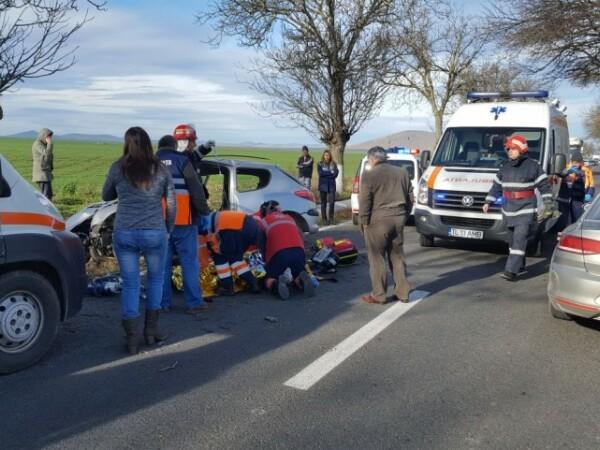 Accident Tulcea