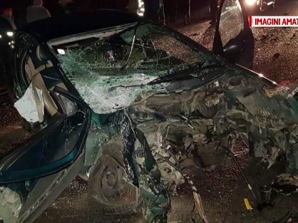 Accident Timiș