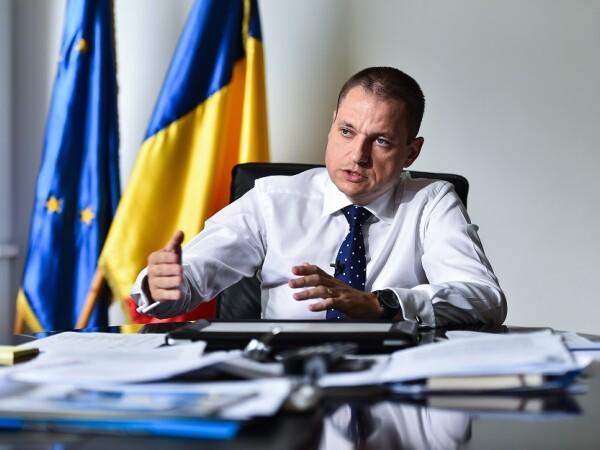 Mircea-Titus Dobre, ministrul Turismului