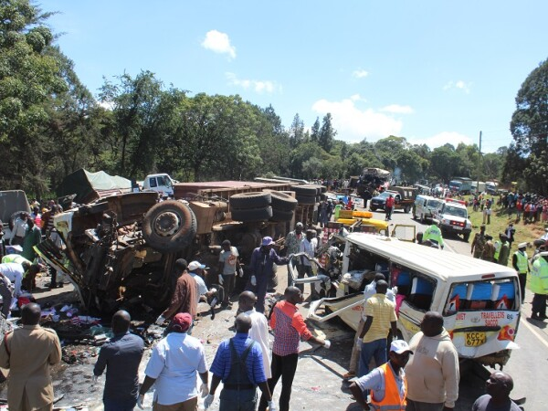 accident Kenya