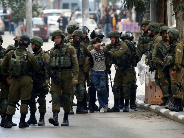 Copil palestinian