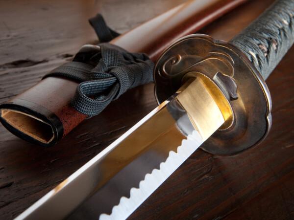 sabie de samurai