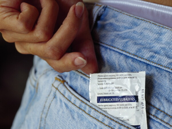 prezervativ -getty