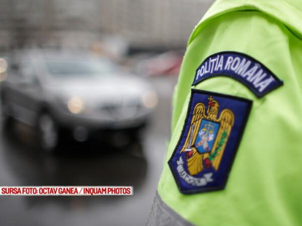 Politisti din cadrul Politiei Rutiere