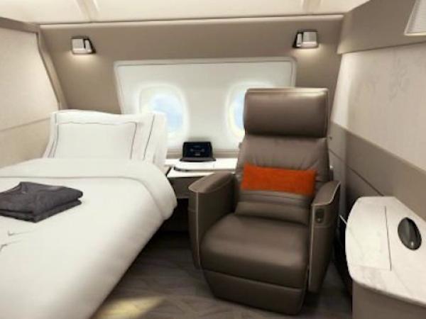 Camera in avion