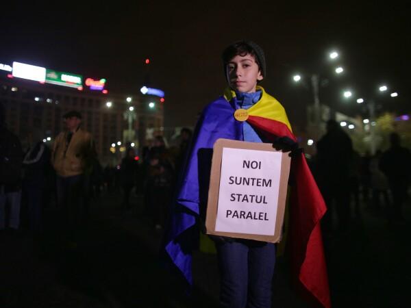 Proteste 19 noiembrie