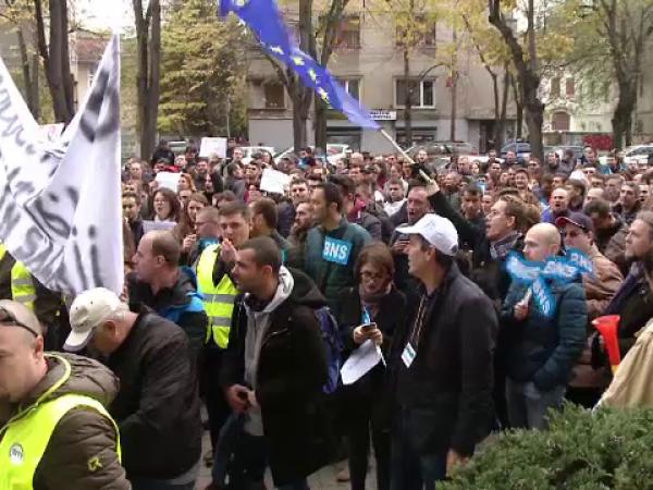 sindicate, proteste, 12 decembrie,