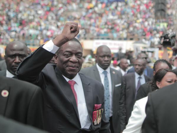 Emmerson Mnangagwa