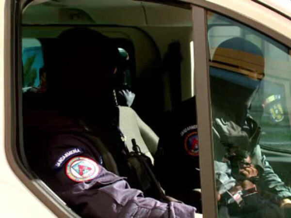 mascati jandarmerie
