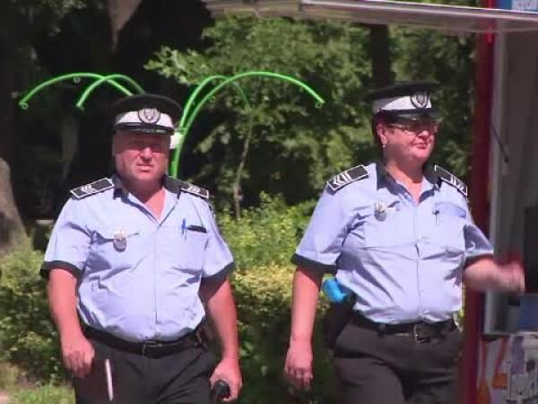 politisti locali Galati
