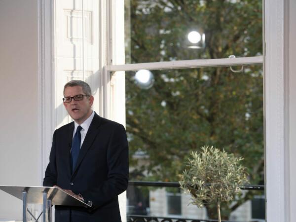 Andrew Parker, director MI5