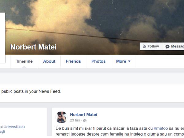 Norbert Matei
