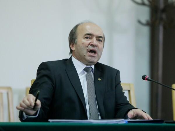 Ministrul Justiţiei, Tudorel Toader, este audiat în Comisia parlamentară de anchetă privind arhiva SIPA