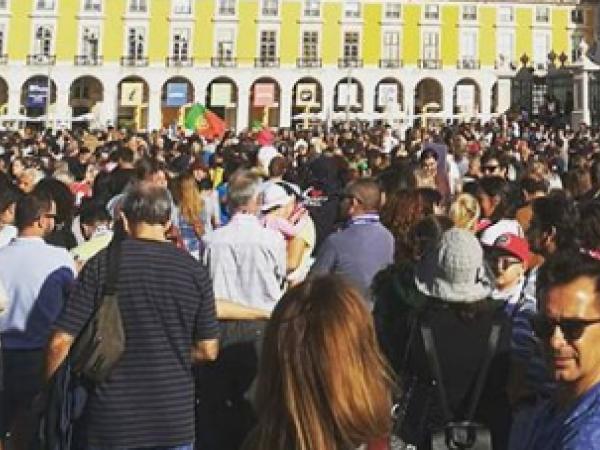 protest portugalia