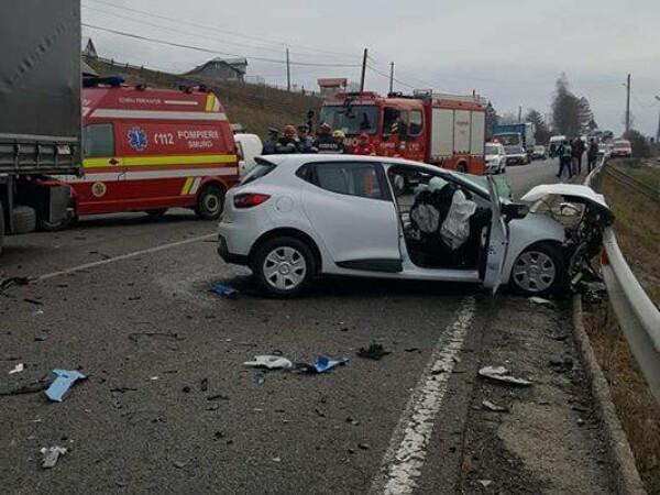 Accident Suceava