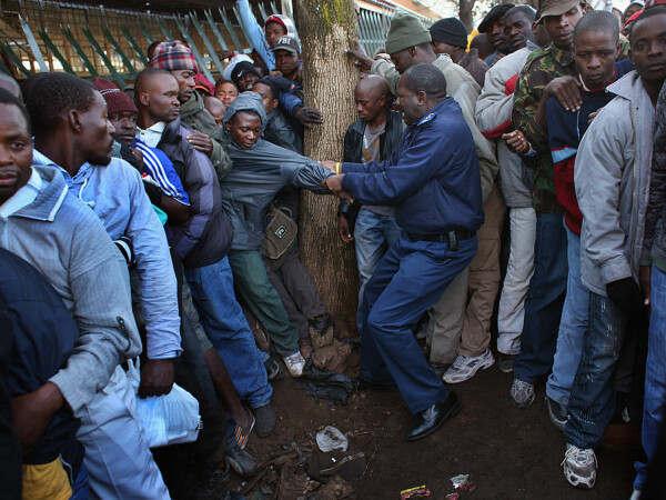 coada in zimbabwe