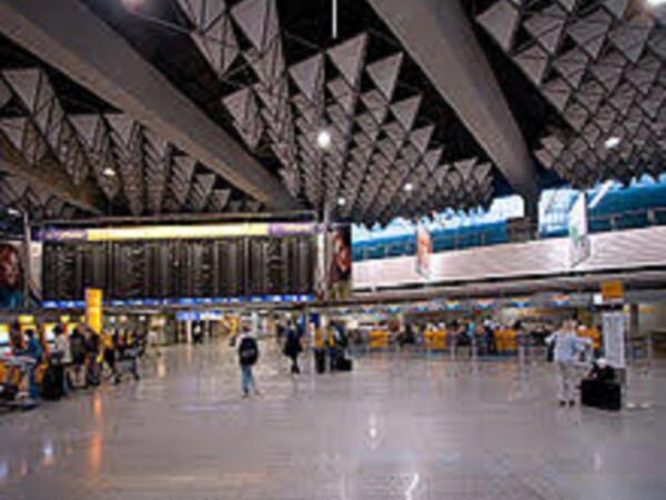 aeroport Franfurt