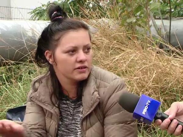 soră copil Iași