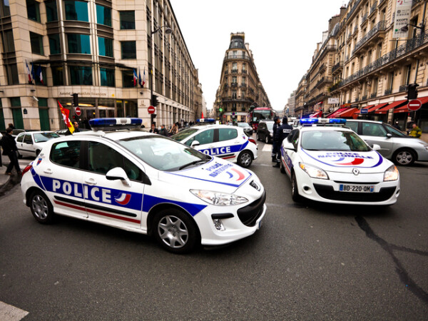 Poliție Franța
