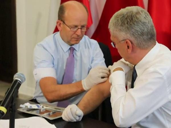 vaccin, polonia, oficiali, vaccinat, imunizare,