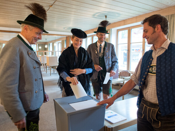 Alegeri federale în Germania
