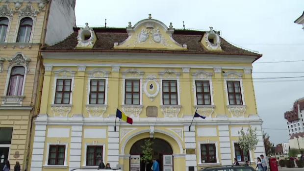 palat nobiliar din Targu Mures
