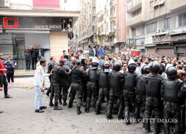 masuri de securitate Egipt