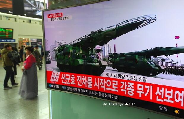 parada Coreea de Nord - 8