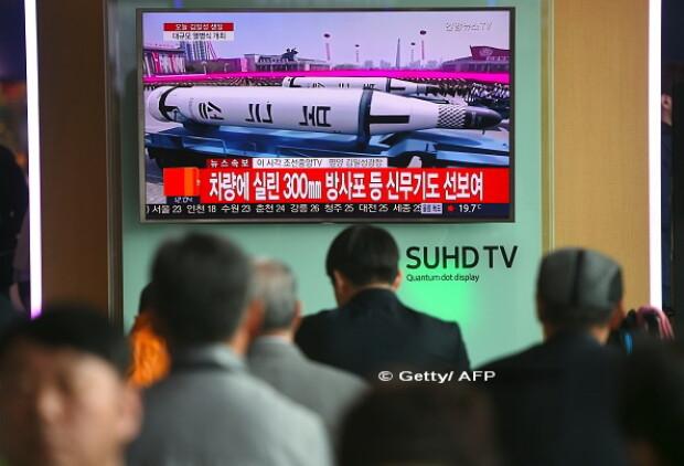 parada Coreea de Nord - 9
