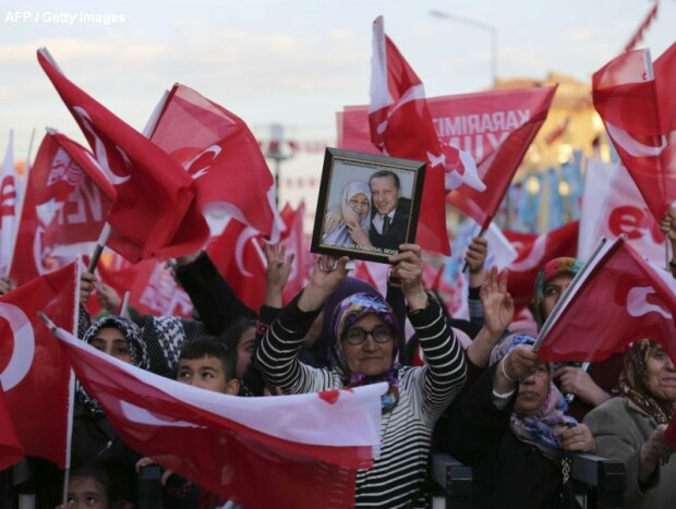 Referendum Turcia