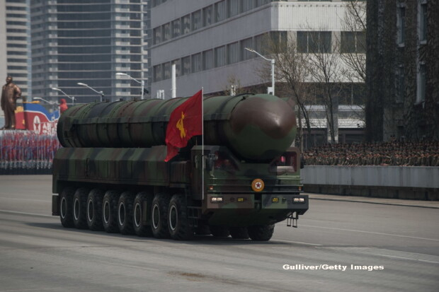 parada militara in Coreea de Nord - 3