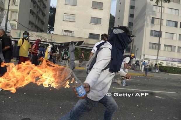 proteste venezuela - 2