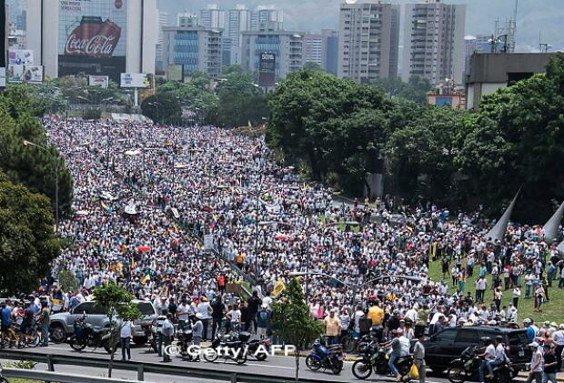 proteste venezuela - 4