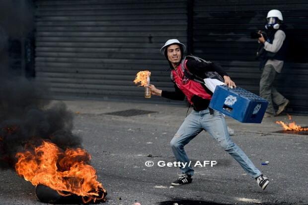 proteste venezuela - 5