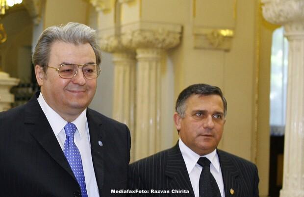 Corneliu Vadim Tudor, Gheorghe Funar