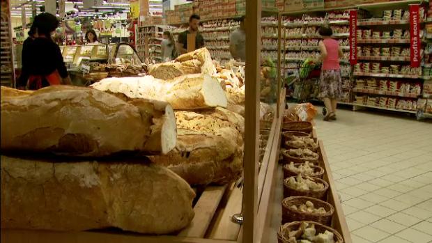magazin, produse traditionale, paine