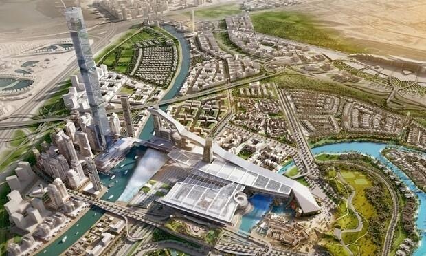 Dubai, proiect SF