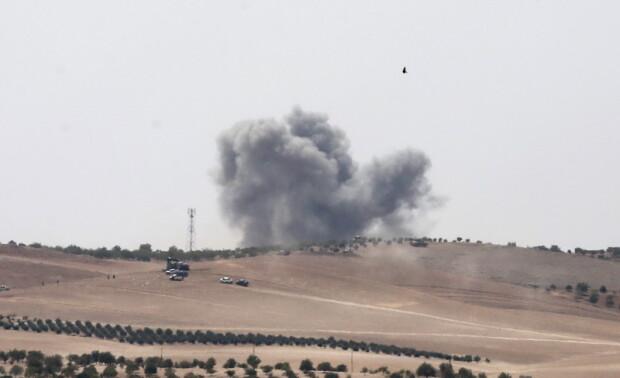 tancuri siria