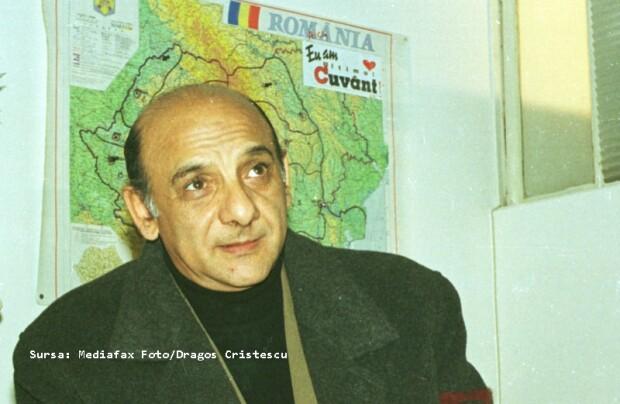 Ioan Stoica, patron Caritas