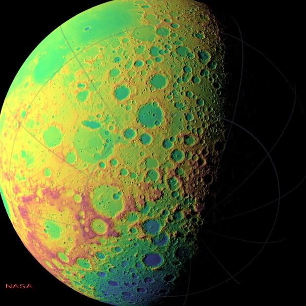 Harta Lunii 1