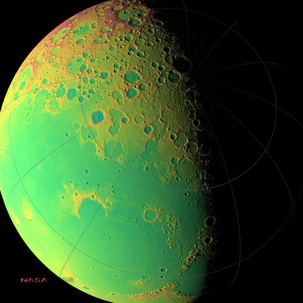 Harta Lunii 2