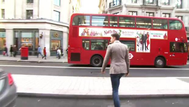 Emi Gal in Londra