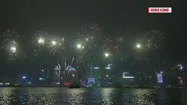 Anul Nou Hong Kong