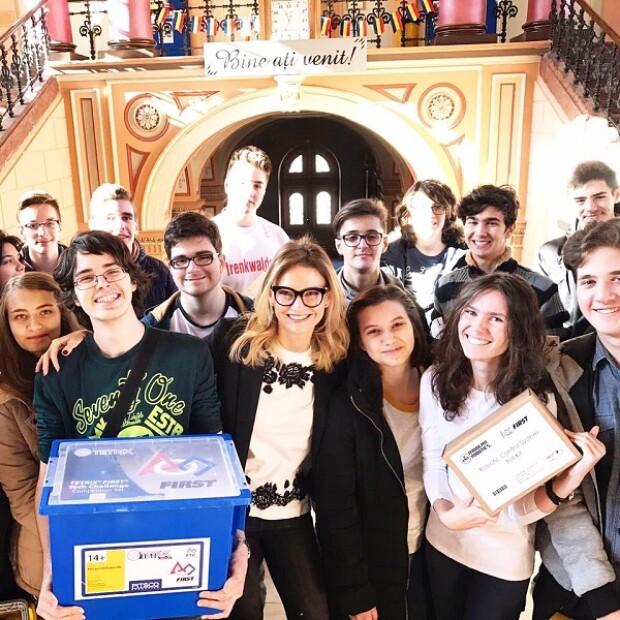 FIRST Tech Challenge Romania