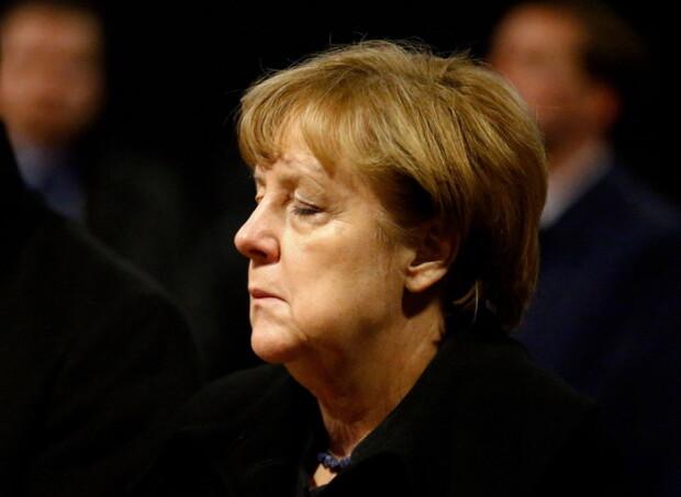 merkel berlin