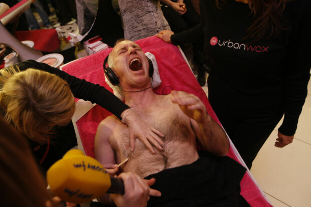 Today FM's Shave or Dye 2011