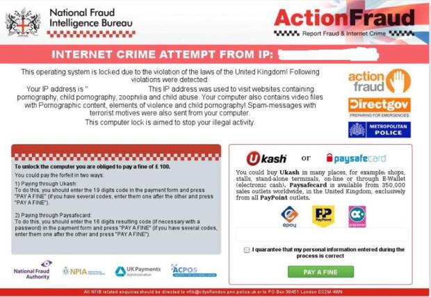 ransomware din Marea Britanie