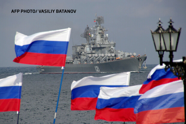Flota Marii Negre in Sevastopol